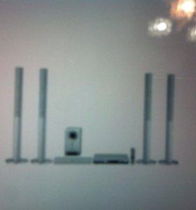 Звуковая система домашнего кинотиатра DVD