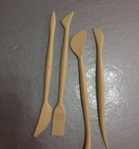 Набор ножей для глины