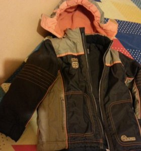 Куртка, комбинезон на мальчика