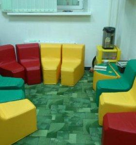 Безопасная мебель для детской