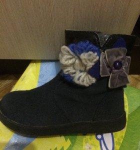 Ботинки Kapika б/у