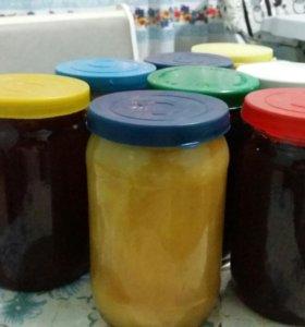 Мёд ! 100% натуральный 👍каштан и разнотравие