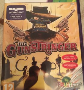 Игра для XBOX 360 the gun stringer