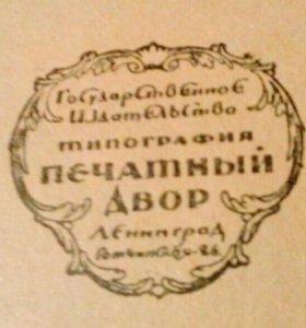 Пушкин 1925 г.