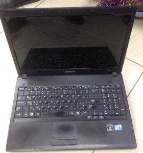 Ноутбук Samsung 4Гб, 2 ядра