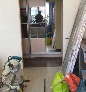 Установка и врезка межкомнатные двери