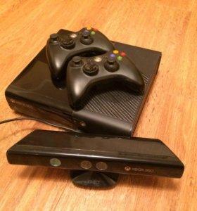 Xbox360e на 250гб