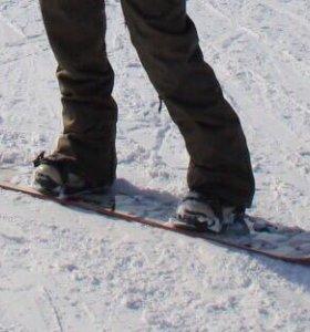 Продаю ботинки сноубордические