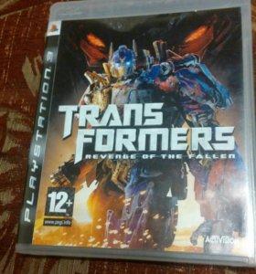 Игра TransFormers revenge of the fallen