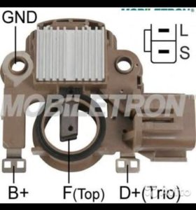 Реле регулятор генератора Ниссан RM3341A