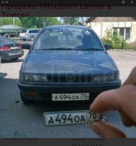 Mitsubishi Lancer (1991г.)