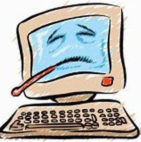 Устранение вирусов на компьютере,чистка компьютера