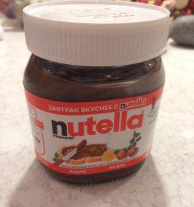 Nutella вкусная