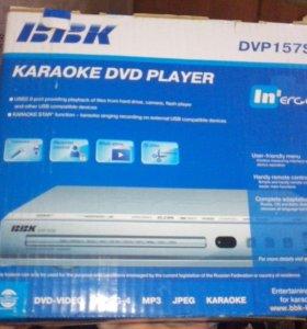 Dvd player , karaoke