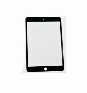 Сенсорное стекло для Ipad 3