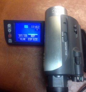 SONY Цифровая видеокамера
