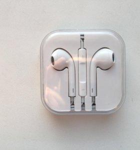 Наушники ear pods
