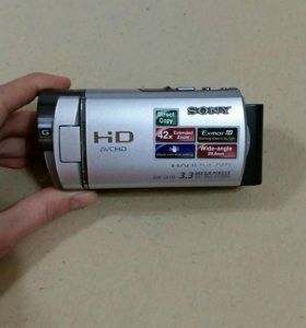 Камера Sony HDR-CX130