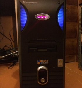 Игровой компьютер AMD Athlon 64 x2 dual core 4800