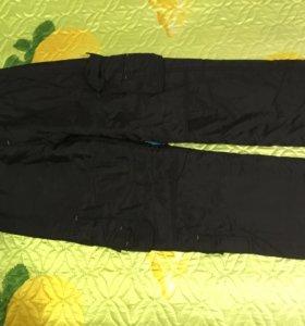 Зимние брюки на подростка