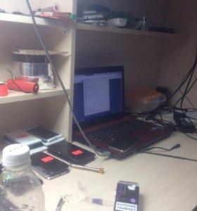 Ремонт компьютеров телефонов планшетов ноутбуков