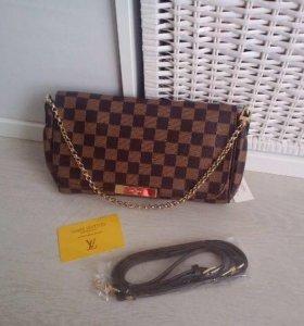 Louis Vuitton  сумка, клaтч, кошелек