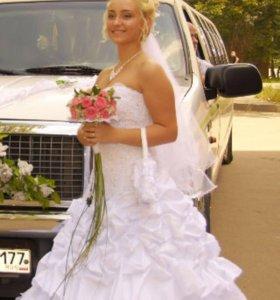Милое свадебное платице💎