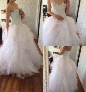 44-46 р-р Новое платье, не ношеное