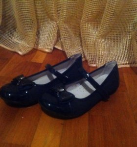 Туфли детские , 35 размер , новые