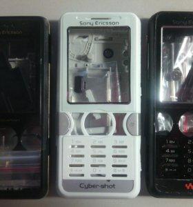 Корпуса Sony Ericsson