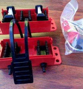 Устройство для чистки/смазки цепи Kettenmax