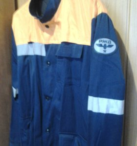 Куртка рабочая,новая.