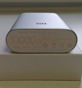 Xiaomi power bank (10000mAh), новый