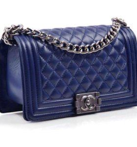 Chanel boy  сумка, клатч