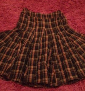 Тёплая юбка Панинтер