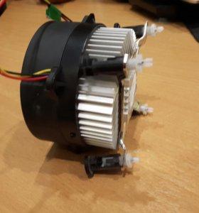 Кулер на процессор Titan zx 775