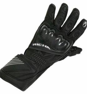Кожаные мотоперчатки Richa Shock (XS)