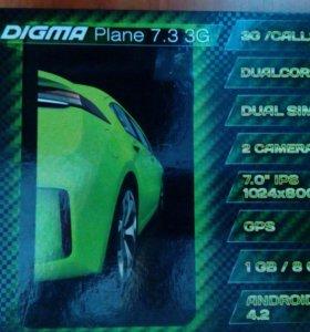 Планшет DIGMA Plane 7.3 3G
