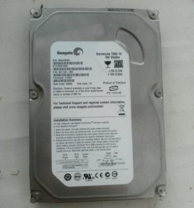 Жёсткий диск( Seagate)160G