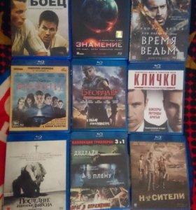 Коллекция Дисков Blu Ray
