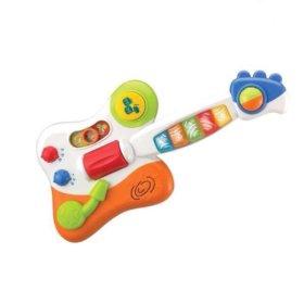 Гитара BabyGo Маленькая рок-звезда новая в упаковк