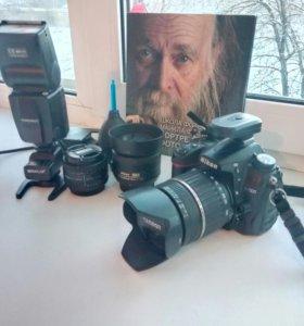 Фотоаппарат никон D7000