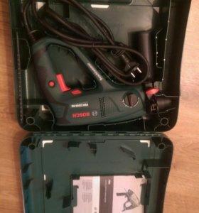 Перфоратор Bosch + детектор