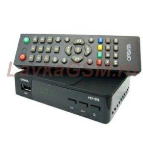 Цифровой ресивер Орбита HD-916 (DVB-T2)