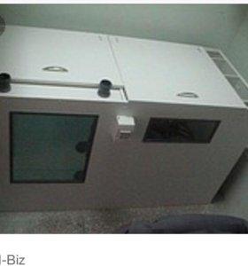 Оборудование для чистки подушек