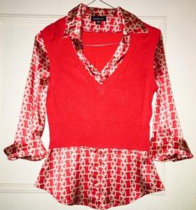 ‼️Брендовая блузка