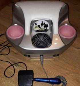 Аппарат для маникюра и наращивания ногтей.