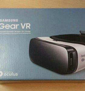 Очки виртуальной реальности samsung Galaxy Gear VR