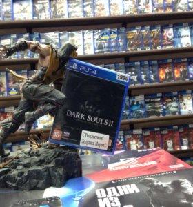 Dark Souls ll и DS lll для PS4