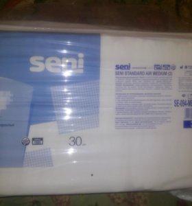 Подгузники для взрослых SENI (2)